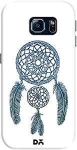 galaxy s6 edge back case cover ,Yet Another Dreamcatcher Designer galaxy s6 edge hard back case cover. Slim light weight polycarbonate case with [ 3 Years WARRANTY ] Protects from scratch and Bumps & Drops.