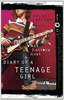 diary of a teenage girl book pdf