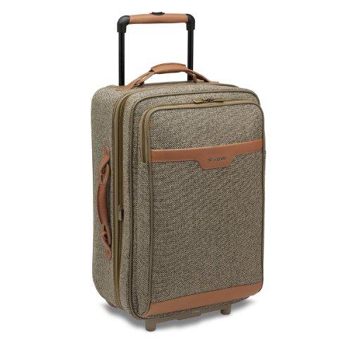 Hartmann Luggage Tweed 22 Inch Mobile Traveler