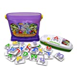 LeapFrog Letter Factory Phonics and Numbers, Child, Play, Newborn, Game, Toy