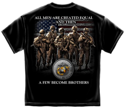 A Few Become Brothers Usmc - 3X-Large