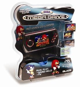 Sega Megadrive Handheld - Lcd Console
