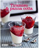 Tiramisu et Panna cotta: 50 Best
