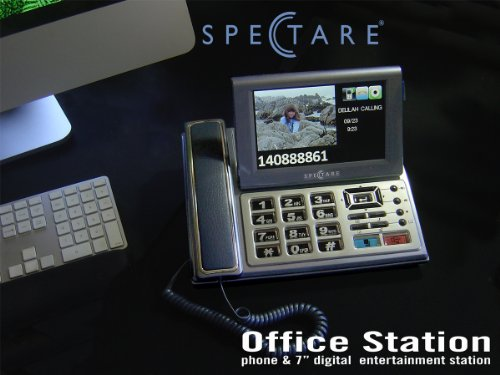 Spectare Office Station Phone and 7