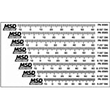 MSD 8985 Timing Tapes