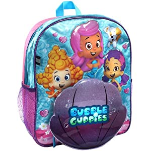 Bubble Guppies Backpack from Accessory Innovations