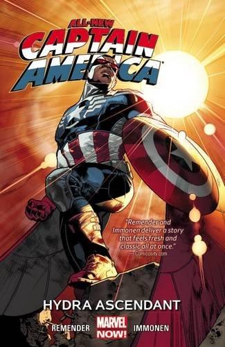 All-New Captain America Vol. 1: Hydra Ascendant (Captain America Comic Book 1 compare prices)
