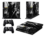 PS4 Designer Skin for Sony Playstation 4 Console System Plus Two(2) Decals For