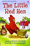 The Little Red Hen (Usborne First Reading: Level 3)
