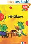 Die kleinen Lerndrachen: 100 Diktate...
