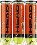 from HEAD Head Radical Tennis Balls -  Triple Pack (12 Balls)