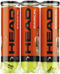 Head Radical Balles de tennis Lot de...