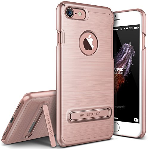vrs-design-funda-iphone-7-simpli-liteoro-rosa-drop-proteccion-caselow-profile-cover-para-apple-iphon