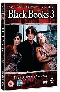 Black Books: Series 3 [DVD]