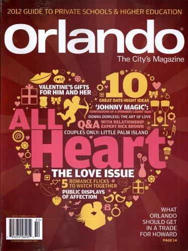 Orlando Magazine (1-year auto-renewal)