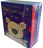Fiona Watt That's Not My .... 3 book box set: (That's Not My Bear..... / That's Not My Lion / That's Not My Puppy (Usborne Touchy Feely))
