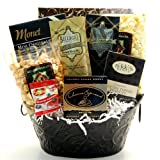 With Sincere Sympathy Condolence Gift Basket