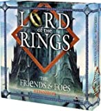 Lord of the Rings Expansion Friend and Foes