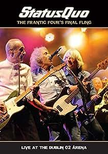 Status Quo: The Frantic Four Final Fling [DVD]