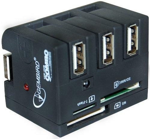 Hub USB GEMBIRD UHB-FD1