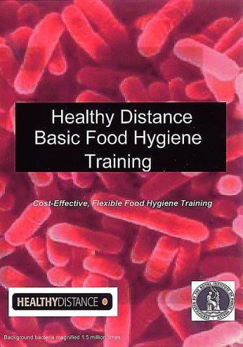 Healthy Distance Basic Food Hygiene Training