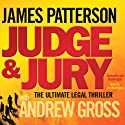 Judge and Jury Audiobook by James Patterson, Andrew Gross Narrated by Joe Mantegna