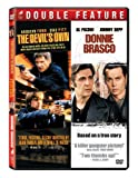 Devil's Own & Donnie Brasco [DVD] [Region 1] [US Import] [NTSC]