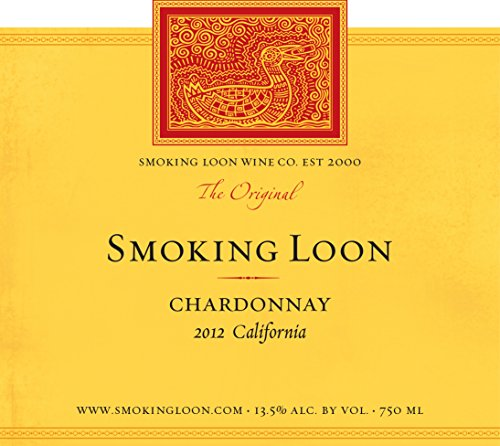 2012 Smoking Loon Chardonnay 750 Ml