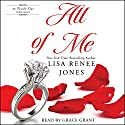 All of Me Audiobook by Lisa Renee Jones Narrated by Grace Grant