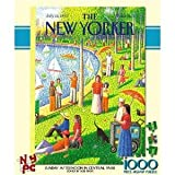 Sunday Afternoon in Central Park 1000-Piece Puzzle
