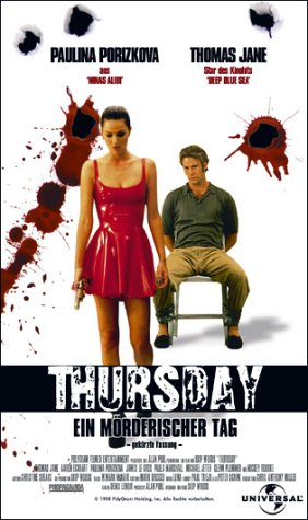 Thursday - Ein mörderischer Tag [VHS]