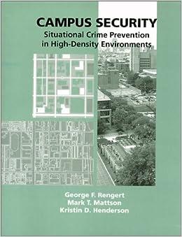 Situational crime cctv