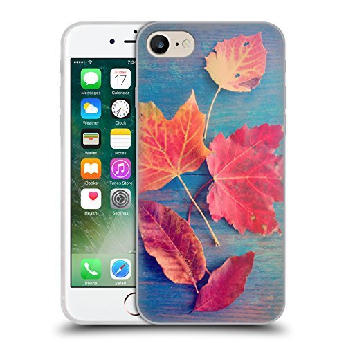 official-olivia-joy-stclaire-autumn-leaves-on-the-table-soft-gel-case-for-apple-iphone-7