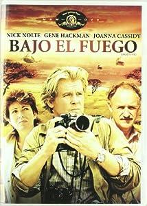 Bajo El Fuego [DVD]: Amazon.es: Nick Nolte, Ed Harris