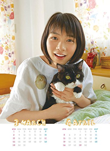 能年玲奈 2015カレンダー