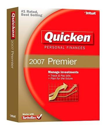 Quicken Premier 2007 [OLDER VERSION]