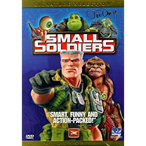 Amazon.com: Small Soldiers: David Cross (II), Jay Mohr, Alexandra ...