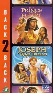 The Prince Of Egypt Joseph King Of Dreams Vhs Brenda