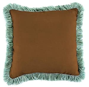 Small Square Outdoor Throw Pillow from Home Decorators Collection
