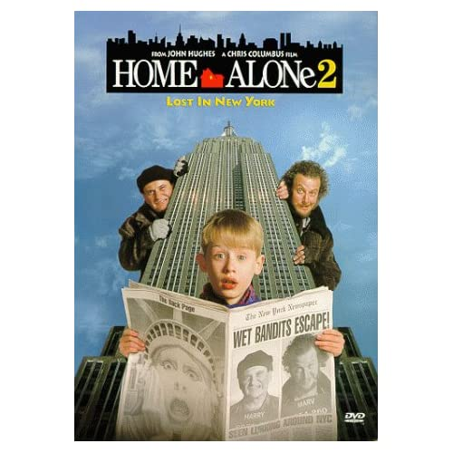 Home Alone 2 – Lost in New York (1992) | Little Red Bus