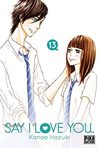 Say I Love You Edition simple Tome 13