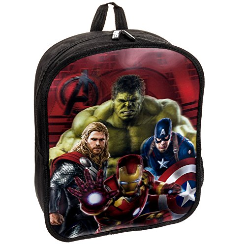 Marvel Comics Avengers Age of Ultron 3D Backpack Bag