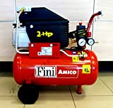 Fini Compressors, Amico 23050 - Compressore 25/2400, 1.5 kW, 25 litri