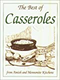 Mini Cookbook Collection: BEST OF CASSEROLES WITH ENVELPOE (Miniature Cookbook Collection) (1561481548) by Good, Phyllis Pellman