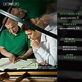 Beethoven: Piano Concerto No. 3 - Mozart: Piano Concerto No. 24