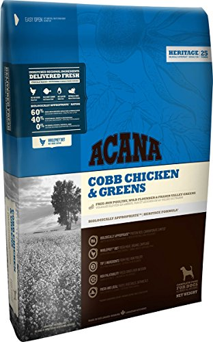 Acana - Heritage Cobb Chicken & Greens Sacco 2,00 kg