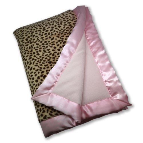 Cheetah Baby Bedding 17768 front