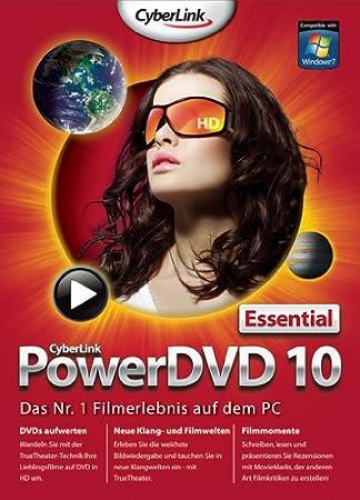 Cyberlink PowerDVD 10 Essential