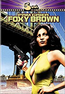 Cover of &quot;Foxy Brown&quot;