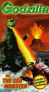 Amazon.com: Godzilla VS. the Sea Monster [VHS]: Akira ...